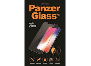 Picture of PanzerGlass Standard Fit Screen Protection for iPhone X