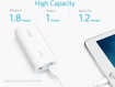 Picture of Anker 5200mAh Astro E1 Ultra Compact Portable Charger White