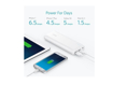 Picture of Anker Power Bank 15,600 mAh PowerCore 2-Port - White