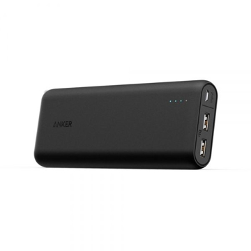 Picture of Anker Power Bank 15,600 mAh PowerCore 2-Port  Black