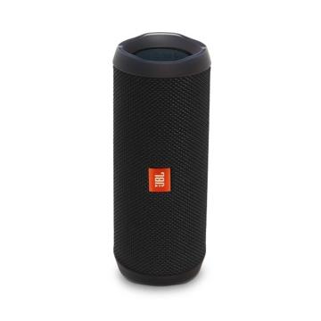 Picture of JBL Flip 4 Waterproof Portable Bluetooth Speaker - Black