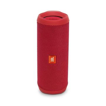 Picture of JBL Flip 4 Waterproof Portable Bluetooth Speaker - Red
