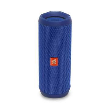Picture of JBL Flip 4 Waterproof Portable Bluetooth Speaker - Blue