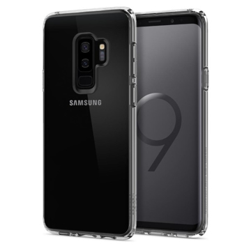 Picture of Spigen Ultra Hybrid Case for Samsung Galaxy S9 Plus - Crystal Clear
