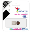 Picture of ADATA UC370 16GB USB3.1 USB-C and USB-A On-The-GO Flash Drive