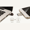 Picture of ADATA UC370 32GB USB3.1 USB-C and USB-A On-The-GO Flash Drive