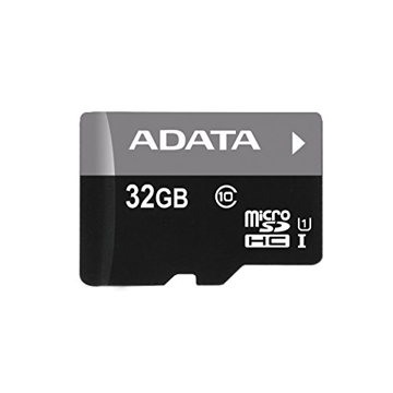Picture of ADATA Premier 32GB microSDHC/SDXC UHS-I U1 Memory Card with Adapter