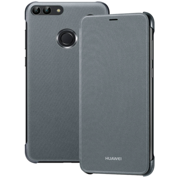 Picture of Huawei,  Flip Cover For P Smart - Black