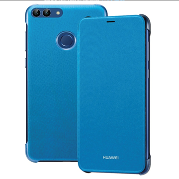 Picture of Huawei,  Flip Cover For P Smart - Blue