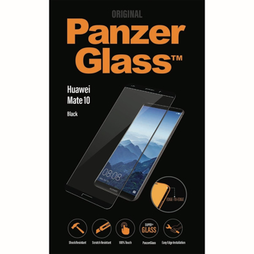 Picture of PanzerGlass Screen Protector For Huawei Mate 10 - Black