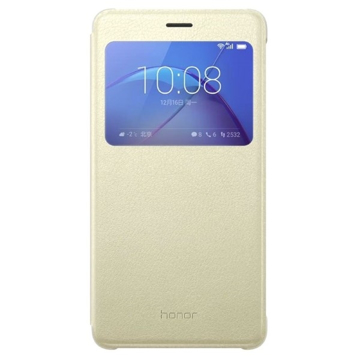 Picture of Honor 6X Smart Window Case - Gold