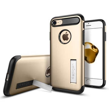 Picture of Spigen Case Slim Armor for Apple iPhone 7 / 8 - Champagne Gold