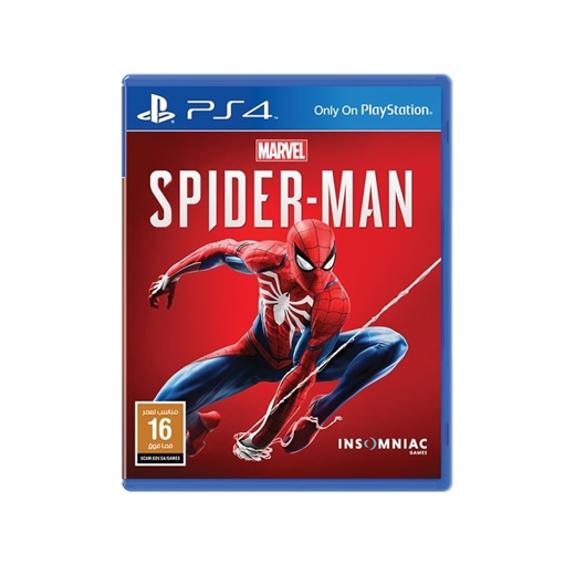 Picture of Spiderman, PlayStation 4 Game