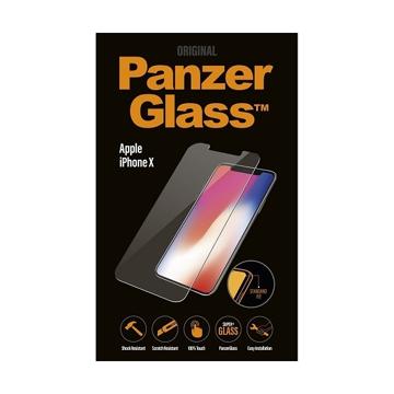 الصورة: بانزر جلاس ، واقي شاشة لأجهزة آيفون إكس/إكس إس - الشفاف