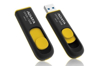 Picture of ADATA UV128 - 32 GB Flash Drive - Black & Yallow