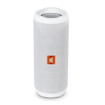 Picture of JBL Flip 4 Waterproof Portable Bluetooth Speaker - White