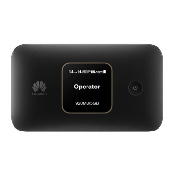 Picture of Huawei Elite 2 E5785Lh WiFi Router ,CAT6 4G LTE , 3,000 mAh - Black
