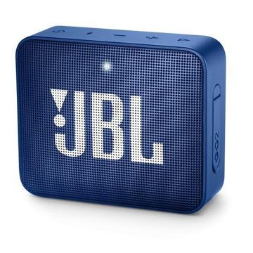 الصورة: جي بي ال ، جو2 ، سماعة بلوتوث محمول - أزرق