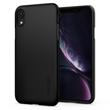 Picture of Spigen Thin Fit Case For iPhone XR - Black