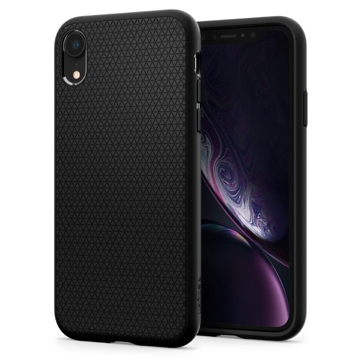 Picture of Spigen Liquid Air Case For Apple iPhone XR - Matte Black
