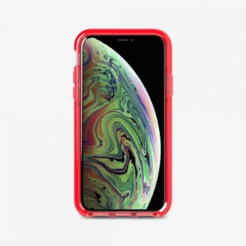 Picture of Tech21 Evo Check Case for iPhone XS - Rouge