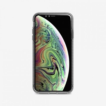 Picture of Tech21 Pure Carbon Case for iPhone XS Max - Smoke