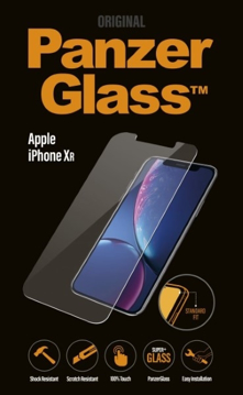 Picture of PanzerGlass Screen Protector For iPhone XR - Clear