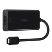 Picture of Belkin , HDMI Female to USB-C Male Adapter - Black