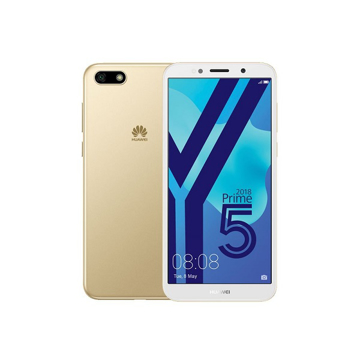 Picture of Huawei Y5 2018 Dual 4G 16GB - Gold