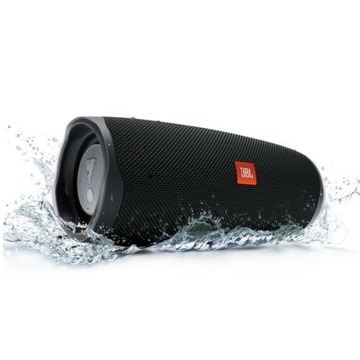 Picture of JBL , Charge 4 Portable Bluetooth speaker - Black