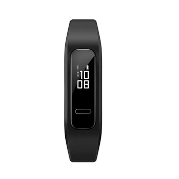 "Picture of Huawei , Band 3E Smart Bracelet 0.5"" Screen Fitness Tracker - Black"
