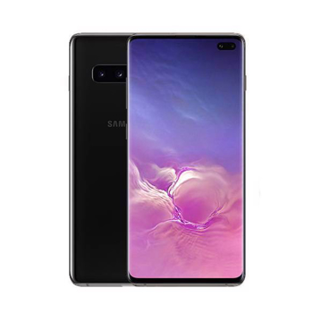 Picture of Samsung Galaxy S10 Plus 128 GB Dual LTE - Ceramic Black