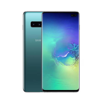 Picture of Samsung Galaxy S10 Plus 128 GB Dual LTE - Green