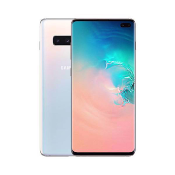 Picture of Samsung Galaxy S10 Plus 128 GB Dual LTE - White