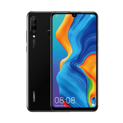 Picture of Huawei P30 Lite Dual 4G 128GB - Midnight Black