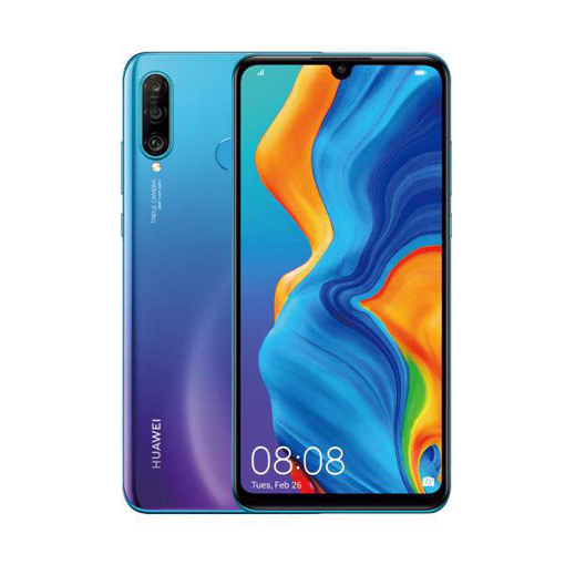 Picture of Huawei P30 Lite Dual 4G 128GB - Peacock Blue
