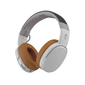 Picture of Skullcandy , Crusher Wireless Over Eargray - Tan/Gray