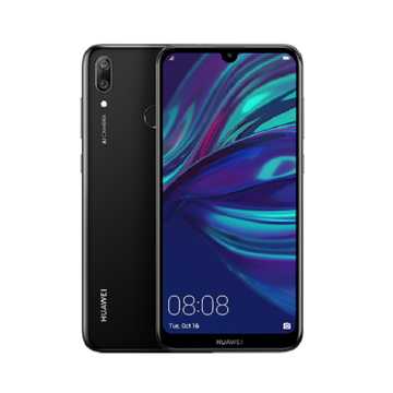 Picture of Huawei Y7 Prime 2019 Dual 4G 64GB - Midnight Black