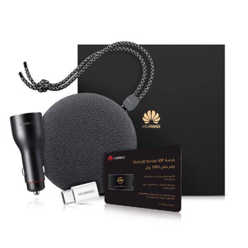 Picture of Huawei , Gift box (Supercharge Car Charger +Type C Adapter + Bluetooth Speaker)