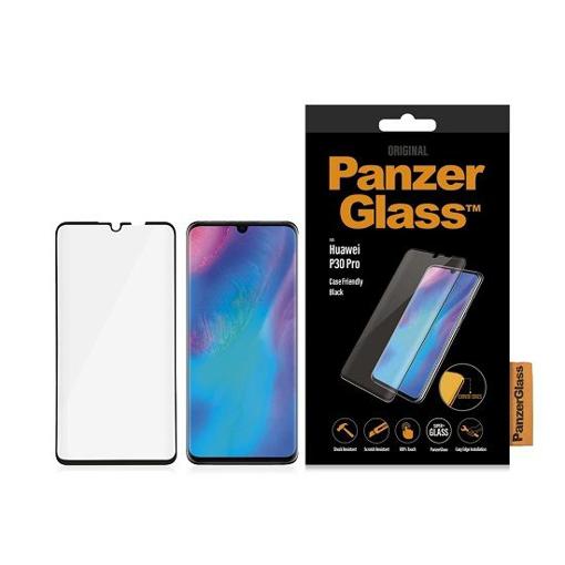 صورة بانزر جلاس ، حماية شاشة زجاجية لأجهزة هواوي P30 Pro - شفاف