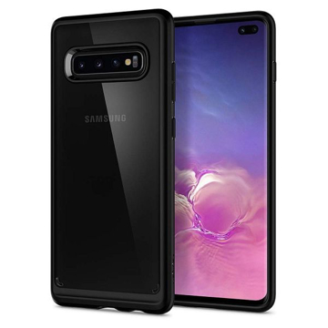 Picture of Spigen , Ultra Hybrid Matte Case For Samsung S10+ - Black