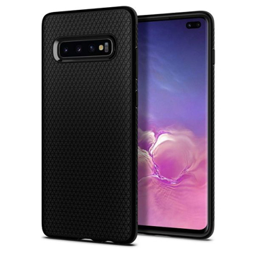 Picture of Spigen , Liquid Air Matte Case For Samsung S10+ - Black