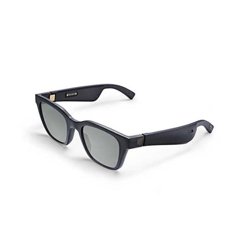 صورة بوز فريم نظارات شمسية مربعة التو أسود
