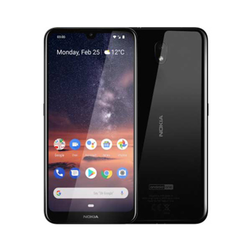 Picture of Nokia 3.2 Dual Sim 64GB , 4G Lte - BLACK