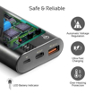 Picture of Promate Power Bank 18W PD 10000mAh With QC 3.0 - Black