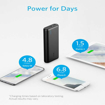 Picture of Anker Power Core Power Bank 20,100 mAh with Quick Charge  - Black