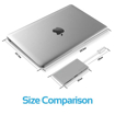 Picture of Promate SuperSpeed USB-C 3.1 Type-C Hub With Card Reader - Silver
