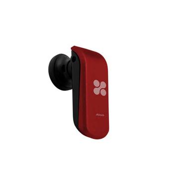 Picture of Promate Atom Sleek Multipoint PairingWireless Headset - Maroon