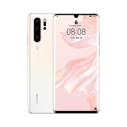 Picture of Huawei P30 Pro Dual 4G 128GB, Ram 8GB - Pearl White