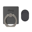 Picture of IRing Back Ring Grip With Car Hook Premium - Grey